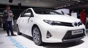 Toyota Auris 2 : tous les tarifs de la nouvelle Toyota Auris