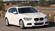 Essai BMW Série 1 118D 143 M Sport 3 portes 2012 : Une série number One