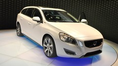 Volvo V60 Plug-in Hybrid : la production va augmenter