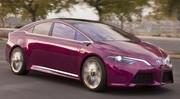 Toyota Prius : quatre roues motrices pour la prochaine génération ?