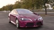 Quatre roues motrices pour la prochaine Prius ?