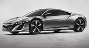 Honda se relance avec la NSX hybride et les autres