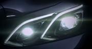 Mercedes dévoile les phares de la future Classe E