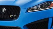 Jaguar XFR-S : première mondiale au Salon de Los Angeles 2012