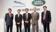 Jaguar Land Rover / Chery : joint-venture officialisée en Chine