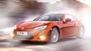 Les Toyota GT86 et Subaru BRZ élues sportives Échappement de l'année