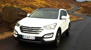 Essai Hyundai Santa Fe : De Santa Fe à... Reykjavik