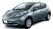 Nissan Leaf 2013, poids en baisse, autonomie en hausse