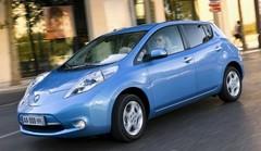 Plus d'autonomie pour la Nissan Leaf