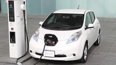 Nissan Leaf : des nouveautés pour 2013
