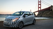 Chevrolet Spark EV : le plein de watts