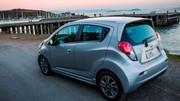 Chevrolet Spark EV : en Californie dès l'été prochain