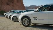 Audi : une nouvelle gamme Diesel aux Etats-Unis