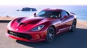 Nouvelle SRT Viper : elle arrive avec une vitesse de pointe de 331 km/h
