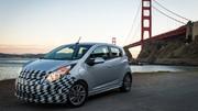 La Chevrolet Spark s'offre une propulsion électrique de pointe