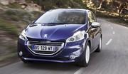 De nouvelles motorisations pour la Peugeot 208