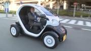 La Renault Twizy à la mode Nissan: maintenant en libre service
