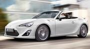 Toyota : une GT-86 cabriolet au prochain salon de Genève ?