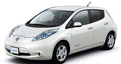 Moins de terres rares sur le moteur de la Nissan Leaf