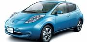 Nissan Leaf : des électrons en plus