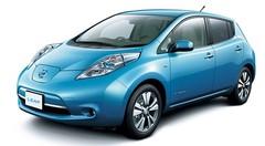 Nissan Leaf 2013 : Première refonte