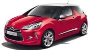 Citroën DS3 : récompensée en Allemagne