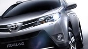 Voici le nouveau Toyota RAV4