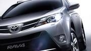 Toyota RAV4 (2013) : fuite de photos avant sa présentation à Los Angeles