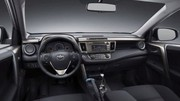 Nouveau Toyota RAV4 en fuite