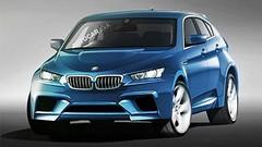 BMW X4 Concept : il sera dévoilé au Salon de Detroit