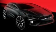 Kia Pro Cee'd GT : les premières informations officielles