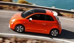 Fiat dévoile sa 500 électrique au salon de Los Angeles