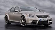Lexus LS TMG Sports 650 Concept : Char d'assaut de course
