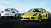 Nouvelle Porsche Cayman ou la maturité