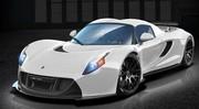 HENNESSEY : la Venom GT2 in Arctic White délivrera 1.500 chevaux