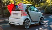 Smart ForJeremy : le concept-car qui ne laisse pas indifférent