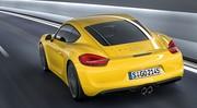 Porsche Cayman : Boxster coupé et mini 911