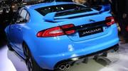 Jaguar XFR-S : 300 km/h en famille !