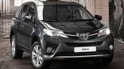 Nouveau Toyota RAV4 : l'ultra-classique