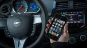 Siri arrive dans les Chevrolet Spark et Sonic
