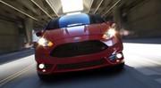 Une Ford Fiesta ST de 197 ch