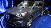 Hyundai Santa Fe : Version longue !