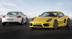 Porsche Cayman en vidéo, photos, et prix