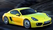 Le nouveau Porsche Cayman est officiel !