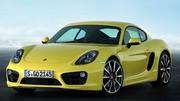 Nouveau Porsche Cayman : encore mieux