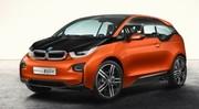 BMW i3 coupé : hélice électrique