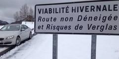 Quelle conduite adopter en hiver ?