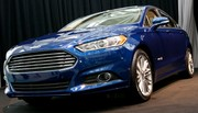 Le titre de voiture verte de l'année 2013 pour la Ford Fusion