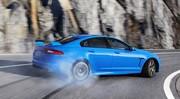 Jaguar XFR-S : première vidéo officielle, à fond dans les montagnes