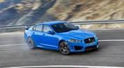 Jaguar XFR-S : la vidéo parle d'elle-même